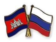 Rusia y Cambodia fortalecen cooperación bilateral