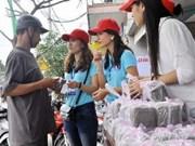 Ciudad Ho Chi Minh lanza campaña caritativa