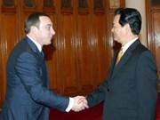 Vietnam robustecen cooperación con Belarús
