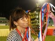 Conquista fútbol vietnamita distinciones regionales