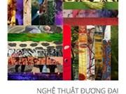 Lanzan libro del arte contemporáneo vietnamita