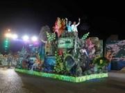 Organizarán carnaval de Ha Long
