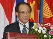 ASEAN promueve paz en Mar Oriental