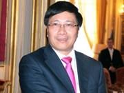 Cancilleres de ASEAN concluyen conferencias en Brunei