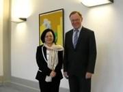 Vietnam y Alemania fortalecen cooperación integral