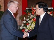 Elogia Vietnam relaciones con Eslovaquia