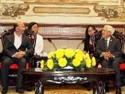 Vietnam busca asistencia belga en desarrollo portuario