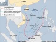 Vietnam reclama su soberanía en Mar Oriental