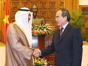 En Vietnam presidente del Comité Olímpico de Asia