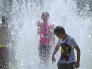 Enfrentará Norte de Vietnam olas de calor