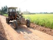 OPEP ayuda Vietnam construcción infraestructural