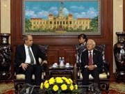 Ciudad Ho Chi Minh y Eslovaquia fortalecen cooperación