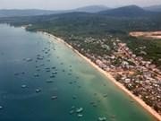 Llevarán electricidad a distritos isleños en Kien Giang
