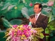 Parte primer ministro vietnamita para cumbre regional