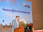 Cooperación Cambodia – Vietnam en turismo