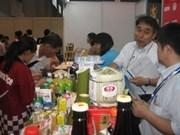 Exposición de alimentos y hoteles en Ciudad Ho Chi Minh