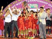 Vietnam, anfitrión de Copa Asiática de fútbol femenino