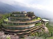 Construyen primer hotel de cinco estrellas en Sapa