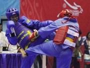 Vietnam domina campeonato regional de artes marciales