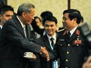 Singapur propone aliviar tensiones en Mar Oriental