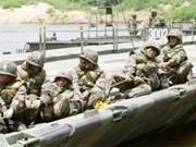 India y Singapur renuevan programa de ensayos militares