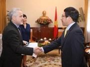 Vietnam considera importante relaciones con Canadá