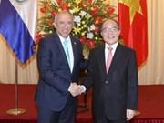 Avanza nexo legislativo Vietnam - El Salvador