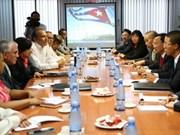 Vietnam y Cuba impulsan cooperación financiera