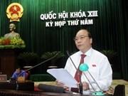 Reestructuración económica domina sesiones parlamentarias