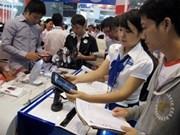 En Vietnam primera exposición de tecnología televisiva