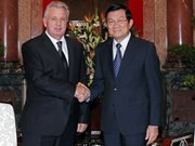 Presidente destaca confianza política Vietnam – Rusia