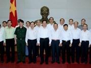 Premier vietnamita urge a veteranos voluntad política