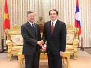Provincias laosianas esperan ampliar cooperación con Vietnam