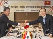 Sudcorea ayuda a Vietnam en protección ambiental