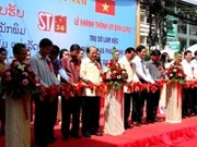 Editoriales vietnamita y laosiana impulsan cooperación