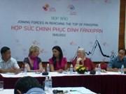 Llevan amistad Vietnam – Países Bajos a altura de Fansipan