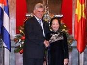 Vietnam profundiza amistad con Cuba