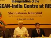 Desvelan en Nueva Delhi Centro ASEAN – India