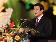 Presidente vietnamita visitará Indonesia