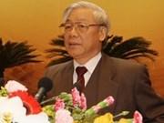 Visita de dirigente partidista marca lazos Vietnam – Tailandia