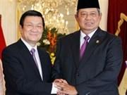 Crean Vietnam e Indonesia asociación estratégica