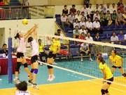 Comienza torneo de voleibol femenino Vietsovpetro