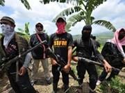 Al menos 23 muertos durante enfrentamientos en Filipinas