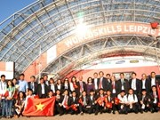 Logros vietnamitas en concurso mundial de habilidades