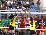 Arranca en Vietnam torneo regional de voleibol femenino