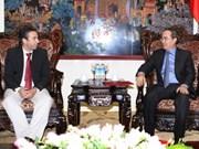 Vietnam y Cuba fomentan cooperación en tecnología informática