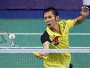 Victoria abrumadora de badmintonistas vietnamitas en EE.UU.