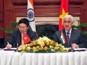 Efectúan sesiones del Comité Mixto Vietnam-la India