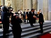 Ofrecen concierto por Año de Vietnam en Italia