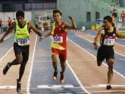 Ciudad Ho Chi Minh organiza torneo abierto de atletismo